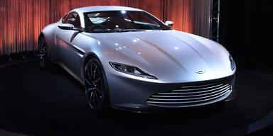 Aston Martin will sich 5,5 Mrd. Euro holen