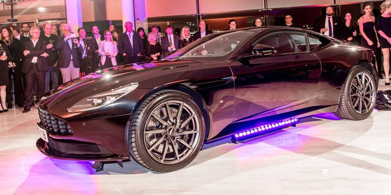 Aston Martin dank DB11 im Höhenflug