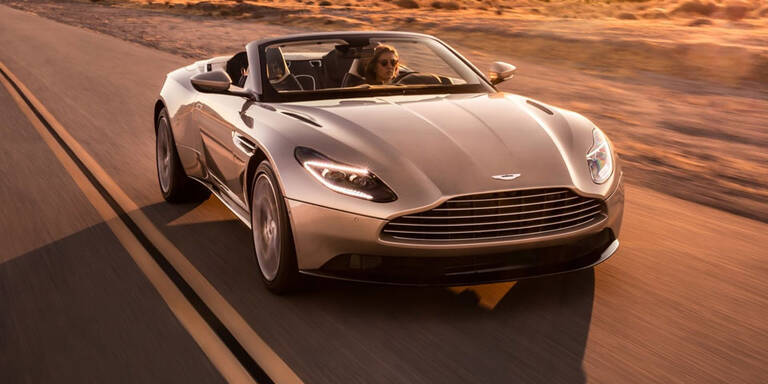Aston Martin bringt den DB 11 Volante