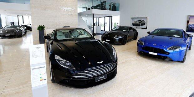 Mega-Rückruf bei Aston Martin