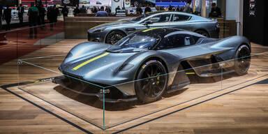 Red Bull baut schnellsten Sportwagen der Welt