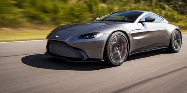 Das ist der neue Aston Martin Vantage