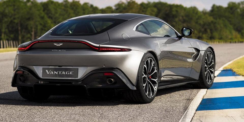 Neuer Aston Martin Vantage 2018 Video Preis Und Alle Infos