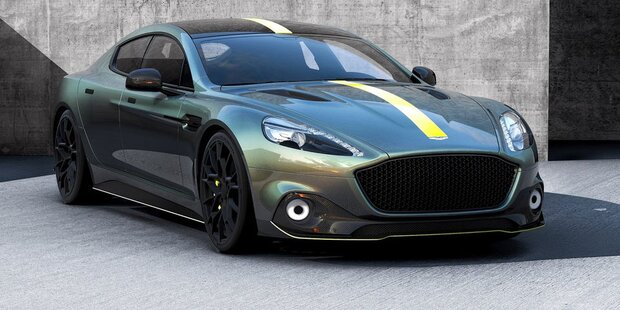 Aston Martin baut schnellsten Viertürer der Welt