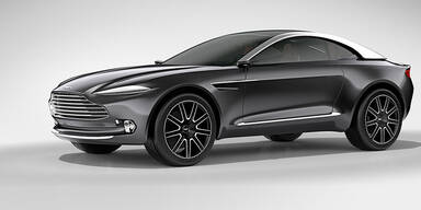 So kommt Aston Martins Luxus-SUV