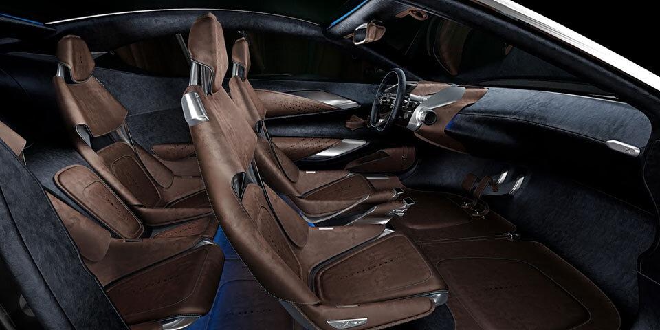 Aston Martin Bringt Das Luxus Suv Varekai