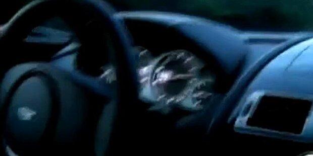 Raser auf A2 gestoppt: Führerschein weg