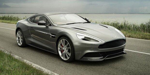 Alle Infos vom neuen Aston Martin Vanquish