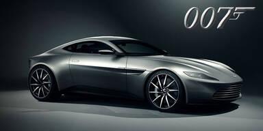 Das ist James Bonds neues Dienstauto