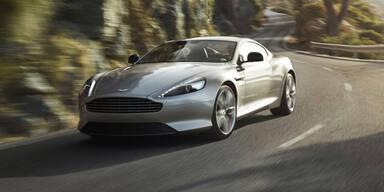 Facelift für den Aston Martin DB9