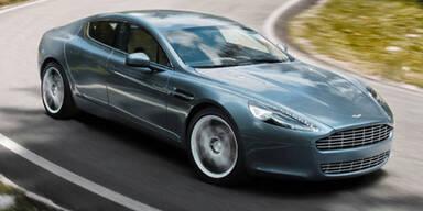 Magna: Aston Martin kündigt Rapide-Deal
