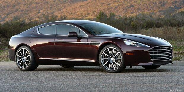 Aston Martin bringt einen Tesla-Gegner