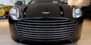 Daimler kooperiert mit Aston Martin