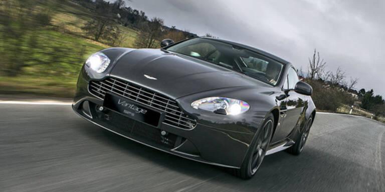 Aston Martin bringt den Vantage SP10