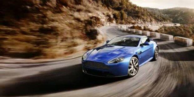 Jetzt kommt der Aston Martin Vantage S