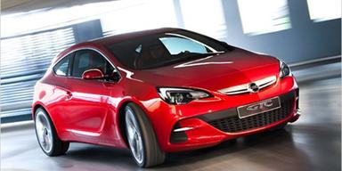 Neue Informationen vom Opel Astra GTC