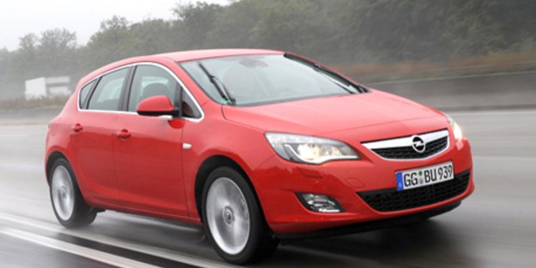 Der Hoffnungsträger Opel Astra im Test