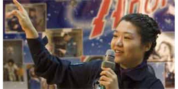 Südkoreanische Astronautin will im All singen