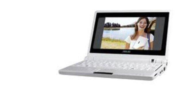 ASUS bringt neue Eee-PC-Modelle