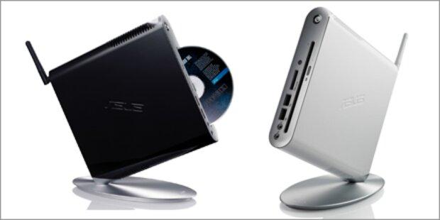 Mini-PC mit WLAN, Blu-ray und USB 3.0