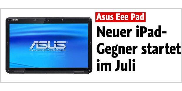 Neuer iPad-Konkurrent startet  im Juli