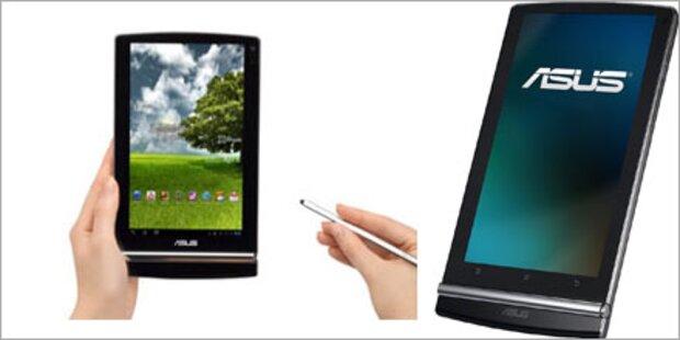 Erstes 3D-Tablet (ohne Brille) präsentiert