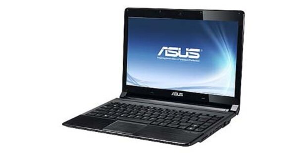 Asus: Neues 13 Zoll Business-Notebook