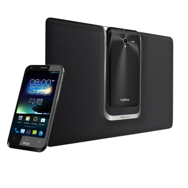 asus padfone 2 4 7 zoll handy und 10 1 zoll tablet. Black Bedroom Furniture Sets. Home Design Ideas
