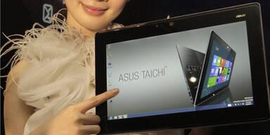 Asus Taichi: Genialer Ultrabook-Tablet-Hybrid
