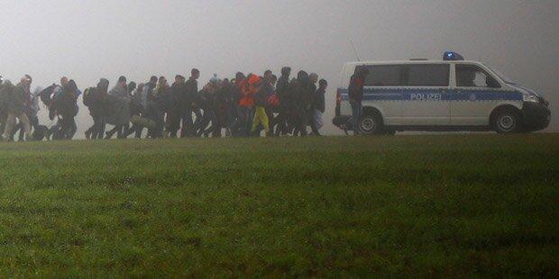 Nie gab es so viele Flüchtlinge wie heute