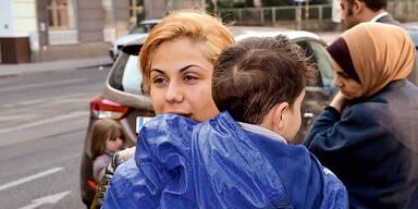 Asylwerber: Im Jänner 365% mehr