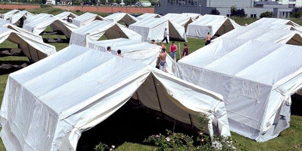Asyl: Diskussionen um Bezirksquote