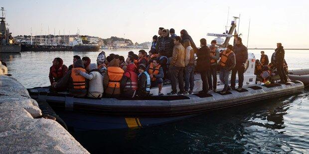 Aktionsplan gegen mehr Flüchtlinge