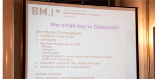 Bis zu 6.000 Asylwerber am Weg nach Österreich