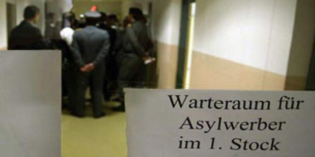 30 Prozent weniger Asyl-Anträge