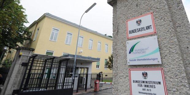 Asyl-Streit: 2.500 Plätze fehlen