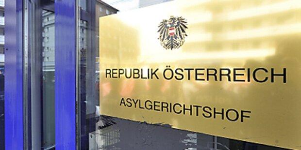 Asylgerichtshof: Mehr Beschwerden