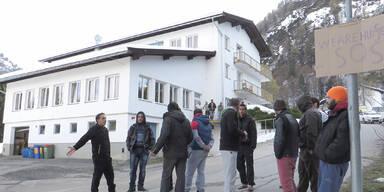 Attacke auf Asylheim geklärt