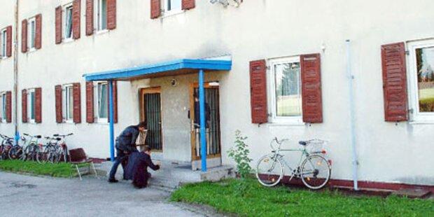 Graz: Sprengkörper detoniert vor Asylheim