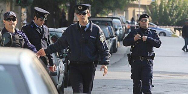 Paketbomben-Serie hält Athen in Atem