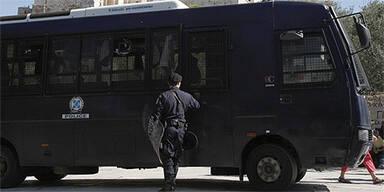 Polizei Athen