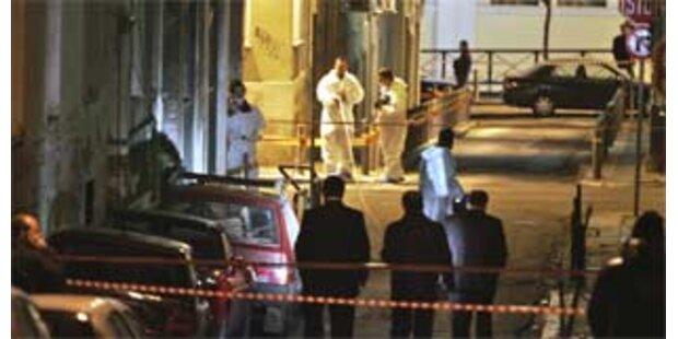 Polizist in Athen niedergeschossen - Lebensgefahr