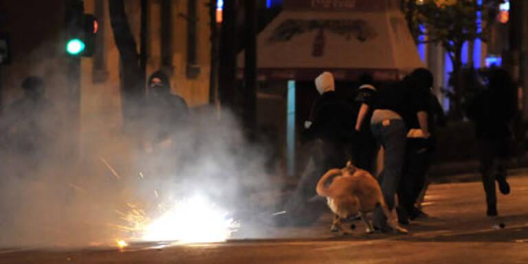 Terrorist versteckte 180 kg Sprengstoff