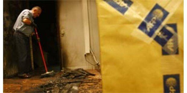 Anschlag auf Ministerium in Athen