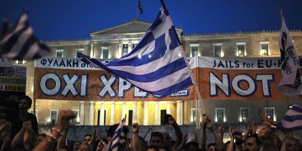 Der dichte Reformplan der Griechen