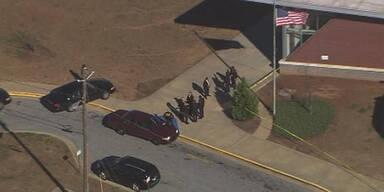 Schießerei an US-Schule in Atlanta