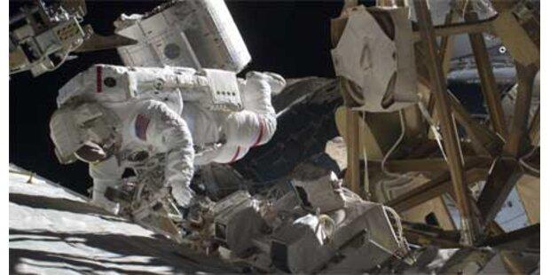 Atlantis-Crew beendet 3. Außeneinsatz