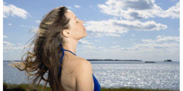 So atmen Sie sich gesund!