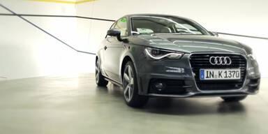 Atmender Audi sorgt für Furore
