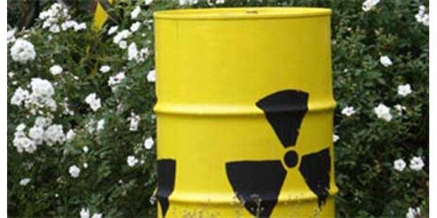 Angereichertes Uran entdeckt